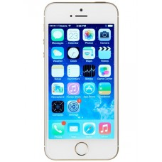 Apple iPhone 5S 16Gb Refurbished, C grade (Auksinis)