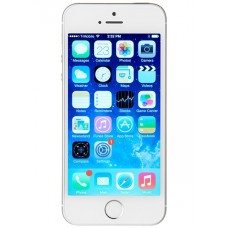 Apple iPhone 5S 16Gb Refurbished, C grade (Sidabrinis)