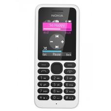 Nokia 130 DS (Baltas)