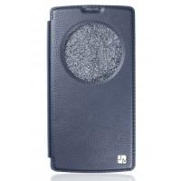 Atverčiamas dėklas LG G4C H525N (Juodas)