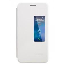 Atverčiamas dėklas Huawei Honor 6 (Baltas)