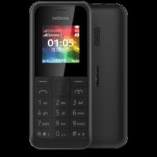 Nokia 105 SS (Juodas)