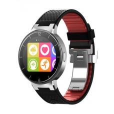 Išmanusis laikrodis Alcatel One Touch SM02 (Juodas/raudonas)