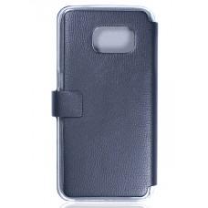 Atverčiamas dėklas Samsung Galaxy S7 G930 (Juodas)