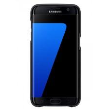 Odinis dėklas Samsung Galaxy S7 Edge G935 (Juodas)
